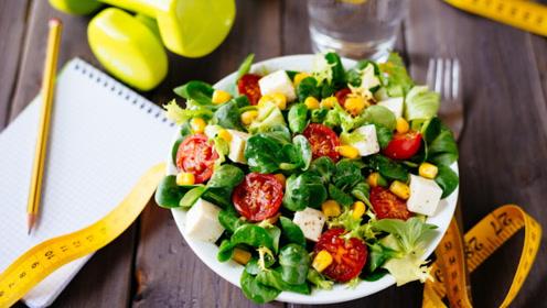 脂肪讨厌的3种食物,每天吃清肠通便