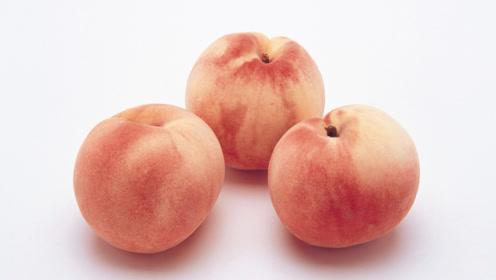 """桃子还分""""公母""""?老果农教你一招,挑到的桃子个个饱满又多汁!"""