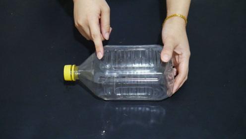 鞋柜放一个塑料瓶,真是厉害了,解决好多家庭的大难题,简单实用