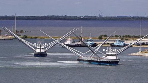 """SpaceX准备放大招:用两个巨网""""接住""""火箭两片整流罩"""