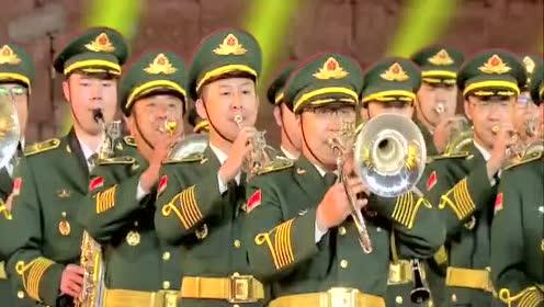 和平号角|中国人民解放军军乐团参加军乐节演出集锦