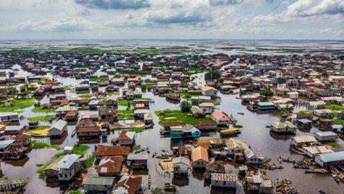 世界最大的水上村庄,3万族人只会一门手艺,400年后面临生存难题