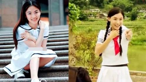 女星出道10年未大红,发狠将自己从张柏芝整成杨紫