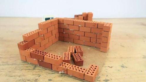 30多年的砌砖师傅也甘拜下风,歪果仁真是会玩!