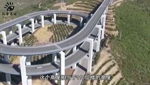中国最牛公路,世界各国称之为奇迹,盘旋在山间