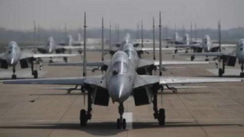 世界排名第二的空军是哪支?不是俄罗斯,早已被另一大国取代