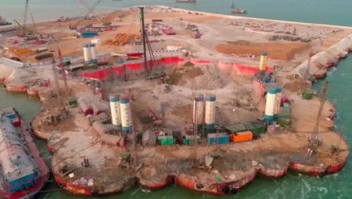 我国将266万吨水泥倒进海中,引各国效仿:中国人怎么这么智慧