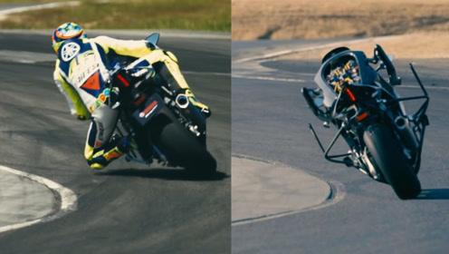 雅马哈研发摩托车手机器人,极速200公里,挑战世界冠军你站谁?