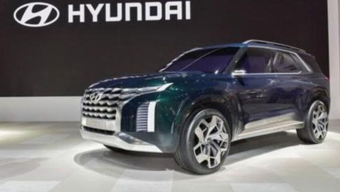 现代最高颜值SUV,丝毫不逊色于路虎,配3.5L+V6,你喜欢吗?