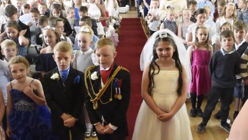 世界上最小的结婚年龄,这个国家9岁就能结婚,法律为一人而改变