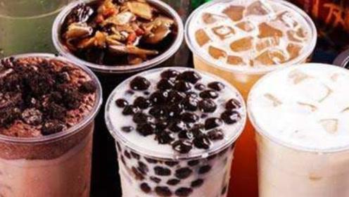 如果坚持一个月都喝奶茶,身体会发生什么变化?看完你还敢喝吗?