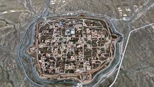 永泰古城 曾驻军2千的明清军事要塞 如今只有10多户养羊人