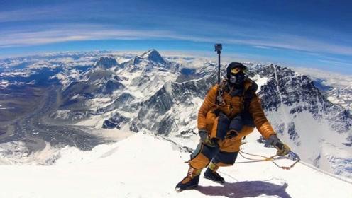 珠穆朗玛峰最接近太阳,为何气温却极度寒冷?专家解释了真相