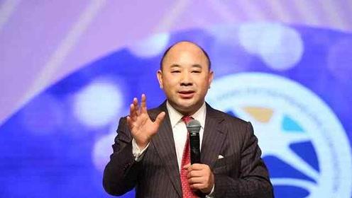 正威集团王文银:还没有十万亿级企业,这需要掌握世界规律