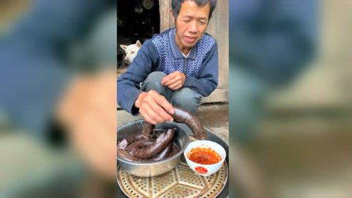 糯米肠最朴素的吃法,看到流口水!