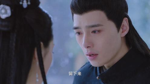 明月照我心:王爷与明月雪中表白对方,有谁注意李谦一语,太会撩