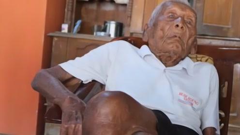 世界上最长寿的老人,送走了七代子孙,最后选择绝食而死!