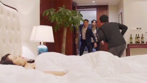 在远方:霍梅被渣男欺负,高畅冲上去就是一拳,刘云天当场暴怒