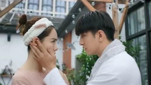 《没有秘密的你》江夏好会演戏,用一招击溃情敌张孝阳,林星然全然不知