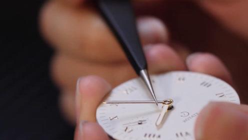 最任性的手表厂商:出厂只有一堆零件,组装的活全交给顾客