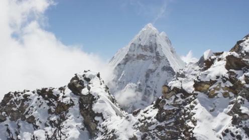 致敬珠峰最著名人,身体虽在路上,但梦想就在前方