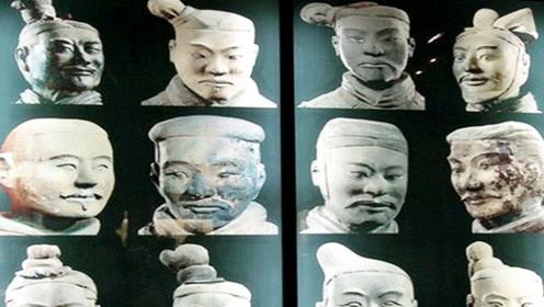 专家用人脸识别技术,扫描兵马俑发现惊人秘密,兵马俑是真人烧制?
