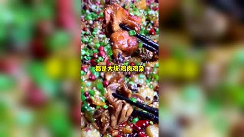 超级火的江湖菜,招牌社会炒