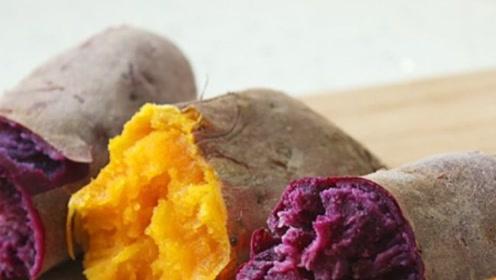 糖尿病人吃红薯是升血糖还是降血糖?一点要知道,纤维含量高