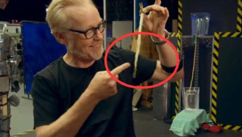 蜘蛛丝比钢丝结实?男子用25000根蜘蛛丝测试,结果让人意外
