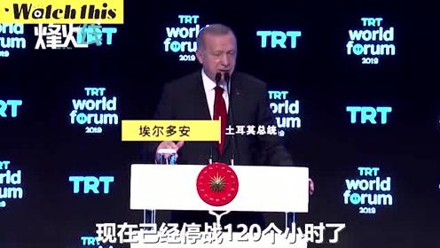 埃尔多安将会晤普京:会谈结束后 我再采取对叙利亚的下一步行动