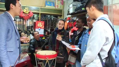 开口跪!外国留学生排练合唱中文歌 网友:不敢相信自己耳朵