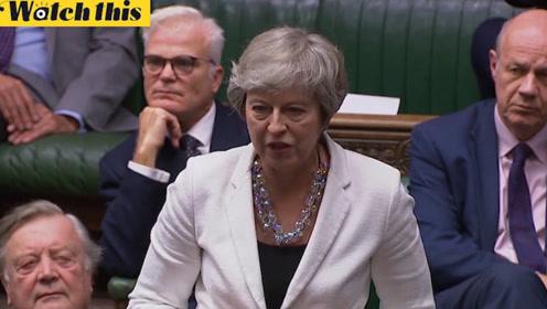 脱欧或再推迟 梅姨警告议会:你们将会对英国人民犯下最恶劣的欺骗罪