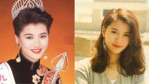 袁咏仪坦言香港小姐之路坎坷,最终坚持自我终夺冠