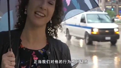 国外小哥用果冻裹住iPhone11,从高空扔下会摔坏吗?见识一下