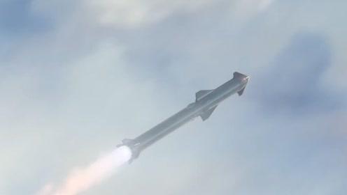 明年就可以到太空旅行?新型商用火箭问世,每次载100人到太空