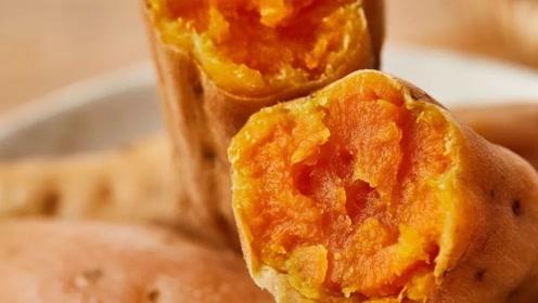红薯千万不要随便吃,吃对了有益,吃错了就该后悔了
