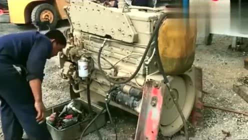 这是什么发动机,声音这么纯净!