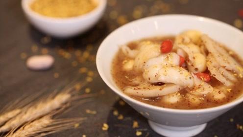 莲藕红枣百合羹:产后忌辛辣,这一碗最佳甜品补血又补气