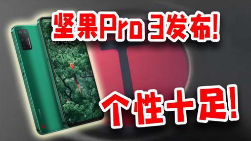 坚果Pro3强势来袭!依然独树一帜,系统亮点满满!