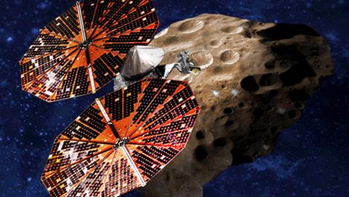 4.5亿、12年、7个目标,NASA的LUCY任务首次探索特洛伊小行星