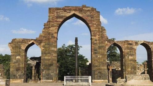 印度一根铁柱1500年不生锈 成科学界难题 工匠却轻易破解