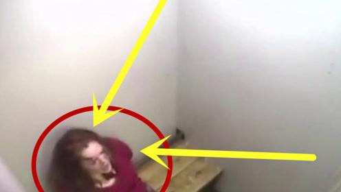 美国警官暴力私刑女犯人,却声称遭到其攻击,监控全方位曝光!