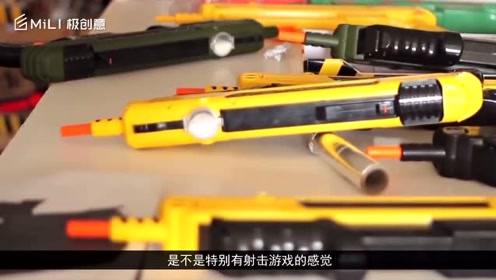 """外国牛人发明""""苍蝇枪"""",堪称""""苍蝇终结者"""",一枪射翻一个!"""