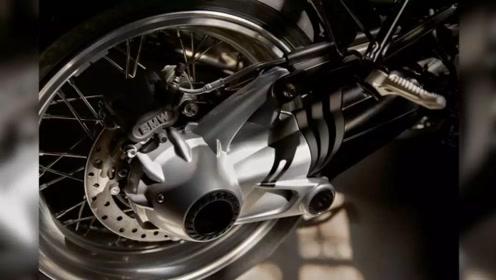 宝马摩托也来经典款!1170CC水平对置双缸引擎+ABS,售价20万元