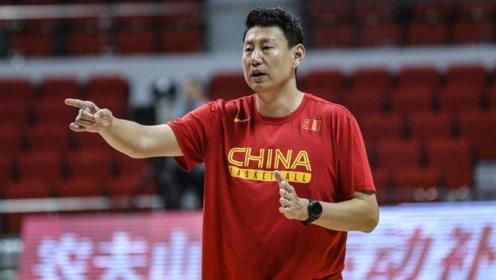 篮协官宣:李楠下课!中国男篮变天!想不到,他居然又杀回来了!