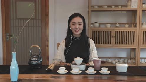 泡饮学堂:最美茶艺师教你冲泡汝城白毛茶