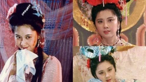 《西游记》十大古装美女,女儿国国王、玉兔精,敌不过她成就大