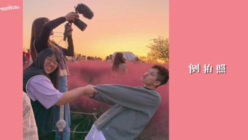 韩国旅行:爆红济州岛的粉黛乱子草,有甜甜的恋爱的味道?