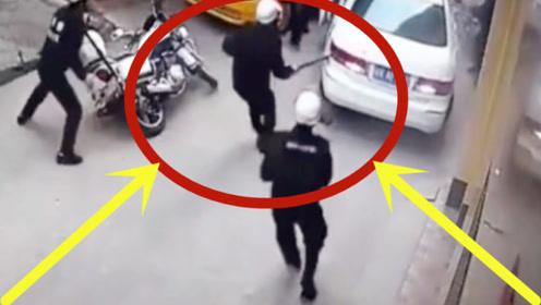 毒品使男子失去理智,试图驾车从武警手中逃脱,惩罚来的太快!