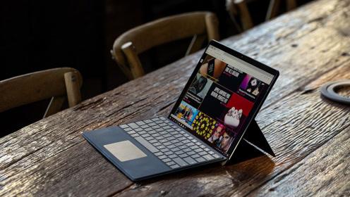 微软Surface Pro X上市,有史以来最薄的一款